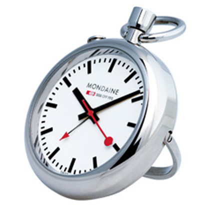 Alarm Pocket Watch.