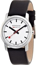 Mondaine Slim - 41 mm